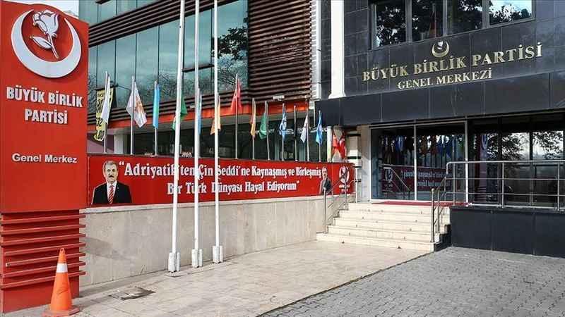 Zonguldaklı siyasetçi açıkladı! BBP Genel Başkanlığına aday oldu