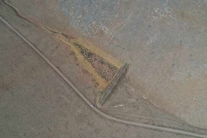 Konya'da 2 bin yıllık baraj bendi bulundu