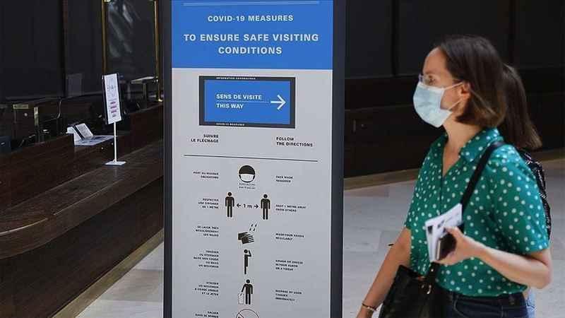 Koronavirüs sürecinde turizmde 1,2 trilyon dolar gelir kaybı yaşandı!