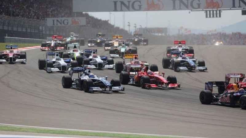 9 yıl aradan sonra Formula 1 Türkiyede!