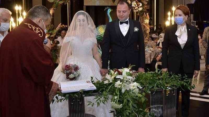 Meral Akşener'e 'genel başkanım' diyen nikâh memuru görevden alındı