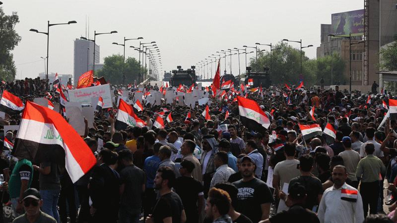 Irak hükümetinden protestoculara: Yolları kapatmayın