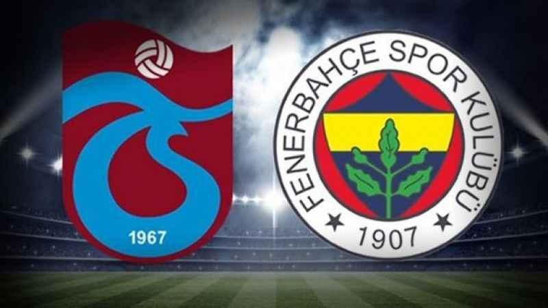 Fenerbahçe'nin sert açıklamasına Trabzonspor Kulübünden cevap!
