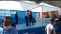 AK Parti kongresi karıştı! Kürsüye çıkan aday kürsüyü tekmeledi
