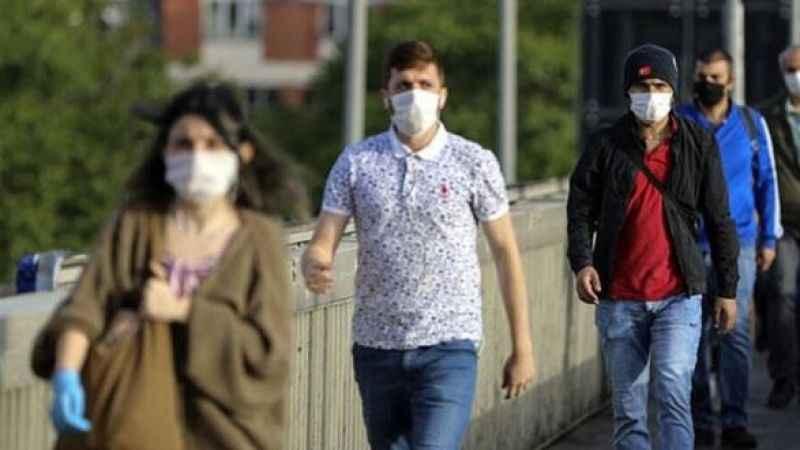 Kimine göre virüs yok kimine göre hava sıcak