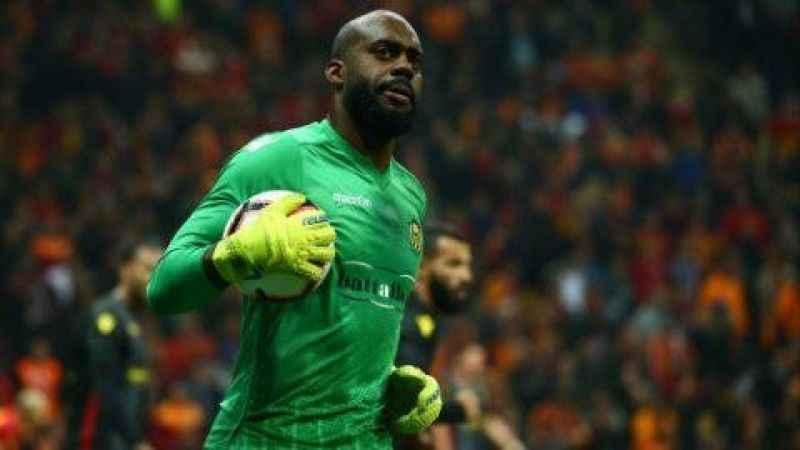 Erzurumspor Benin'li kaleci Fabien Farnolle'yi transfer etti