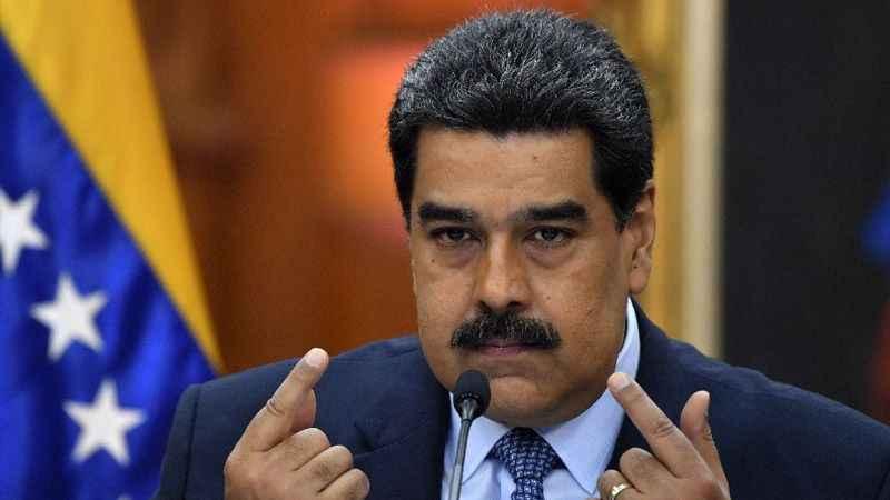 Maduro: Petrol rafinerileri yakınında bir ABD casusu yakaladık