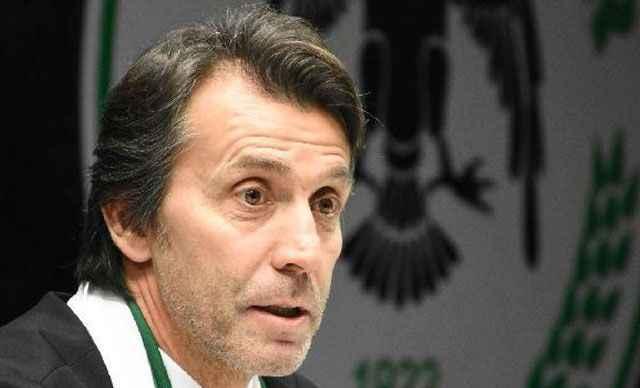Konyaspor'da Bülent Korkmaz'ın istifası kabul edildi