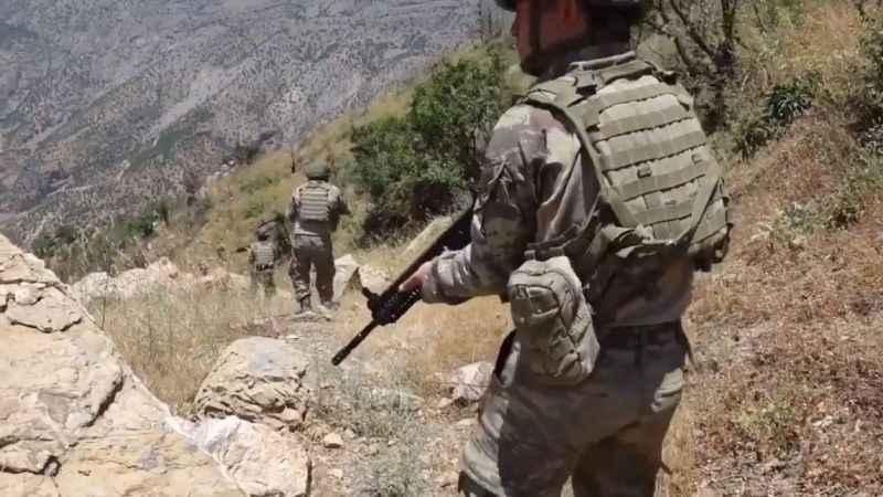 MSB: Son 10 günde 118 PKK/YPG'li terörist etkisiz hale getirildi