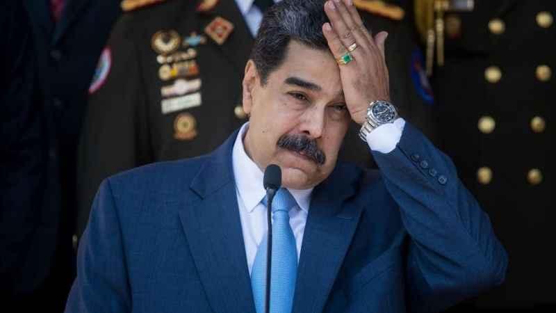 Maduro: Amerikalı bir casus yakaladık