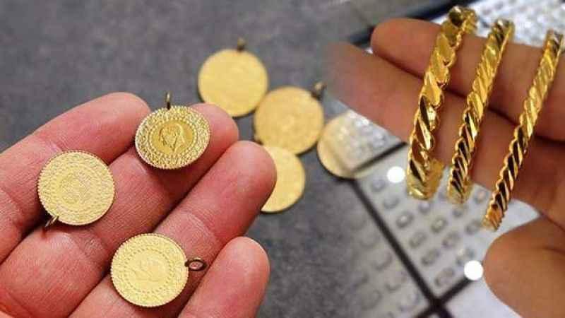 Altın gözünü zirveye dikti! Çeyrek altın 800 liraya yaklaştı