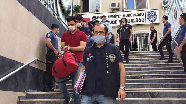İstanbul merkezli 34 ilde FETÖ operasyonu, 132 gözaltı kararı