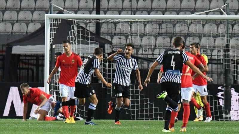 PAOK, Benfica engelini de aştı!