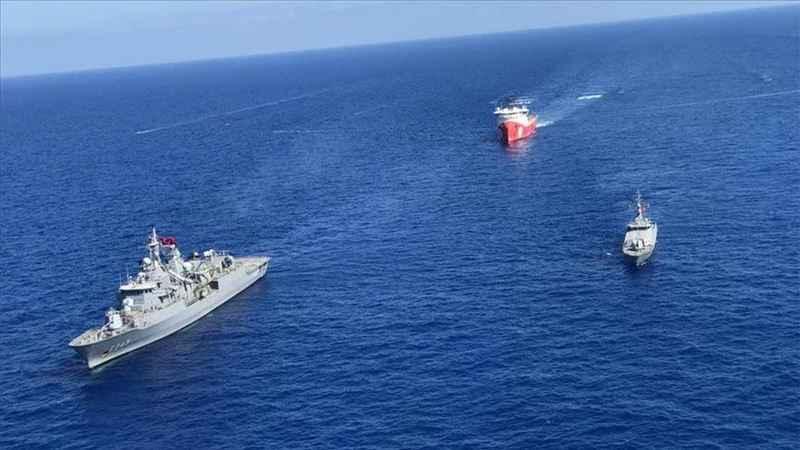 Milli Savunma Bakanlığından Doğu Akdeniz ve Karadeniz açıklaması