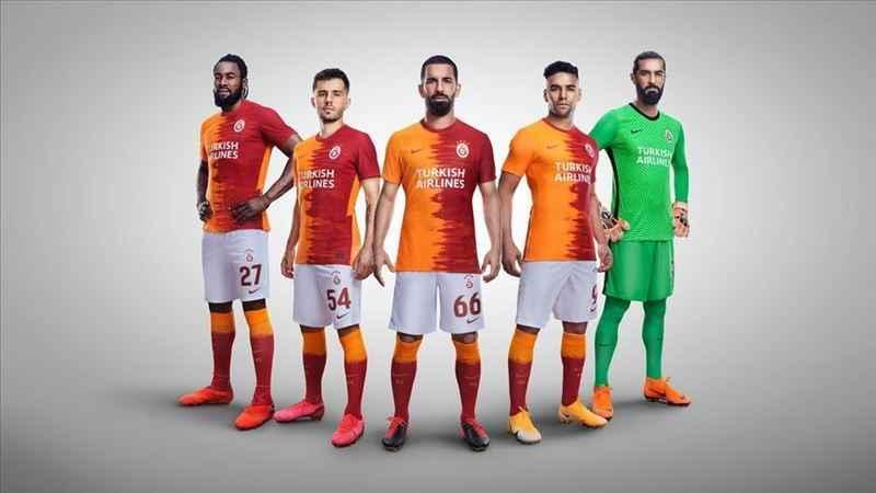 THY, Galatasaray'ın forma sponsoru oldu