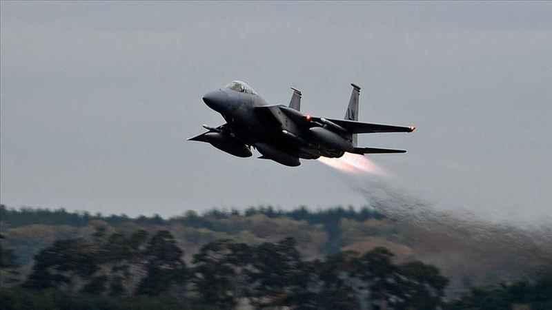 ABD jetleri Bulgaristan'ı koruyacak