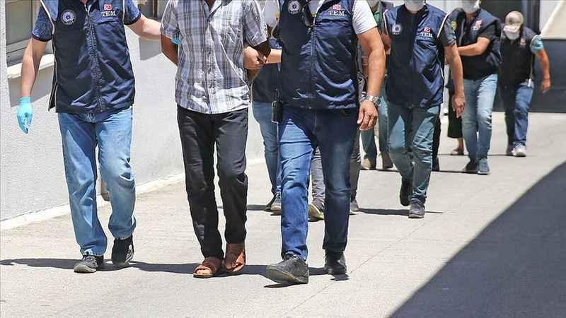 Ankara'da DEAŞ operasyonu:16 gözaltı