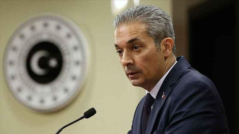 Hami Aksoy, Kıbrısta federasyonla ilgili konuşacak bir şey kalmamıştır