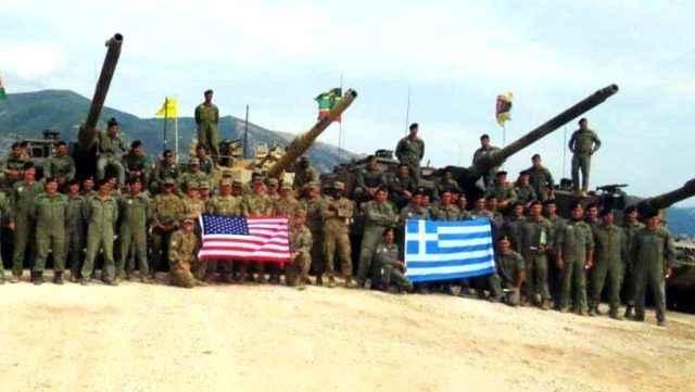 ABD ve Yunanistan, Türkiye sınırında tatbikat yaptı - Son dakika haberler