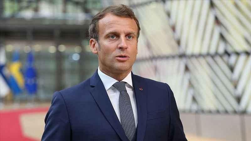 Macron'dan Doğu Akdeniz için Türkçe mesaj