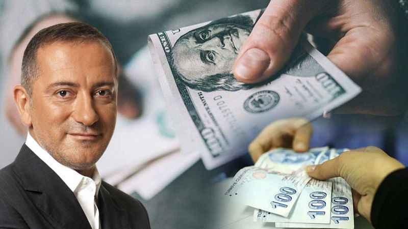 Maaşını dolarla alan vatandaştan Fatih Altaylı'ya düşündüren mektup!