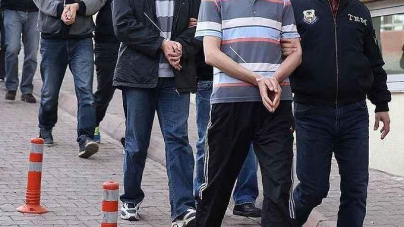 TSK'nın askeri mahrem yapılanmasına operasyon: 6 kişi gözaltına alındı
