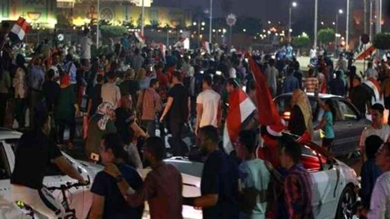 Mısır sokakları karıştı! Sisi karşıtı gösterilerde 25 kişi gözaltında
