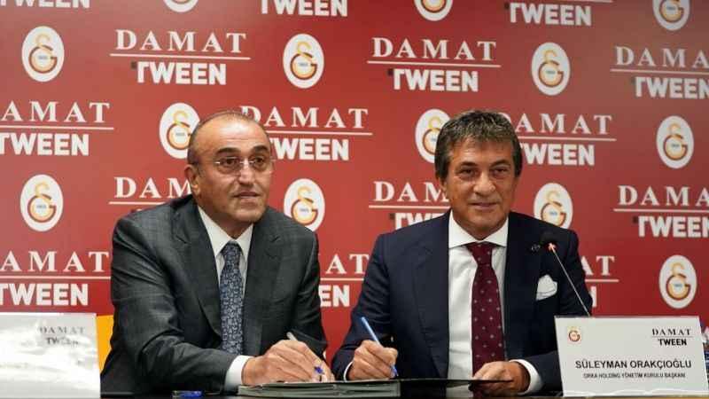Galatasaray'ın yeni giyim sponsoru belli oldu