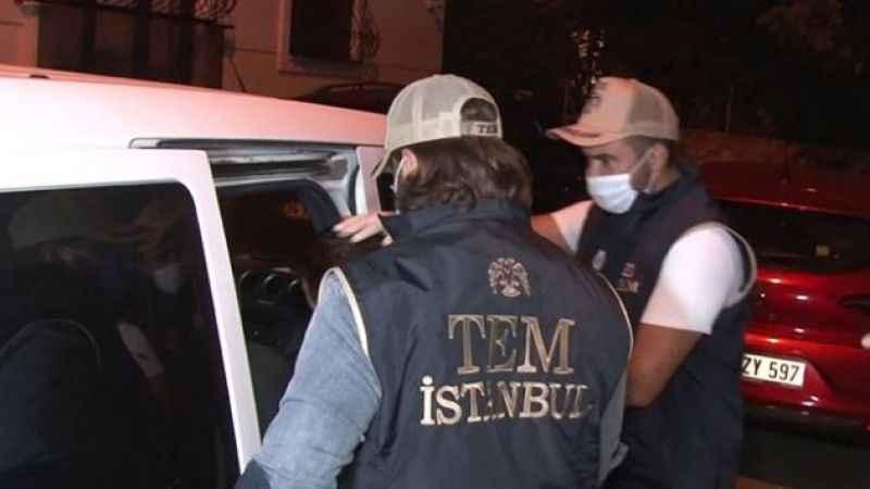İstanbul'da 27 adrese eş zamanlı FETÖ operasyonu 28 kişi gözaltında