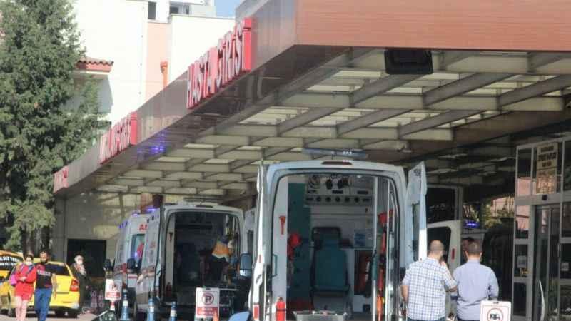 Kilis'de askeri araç devrildi! 5'i asker 16 kişi yaralandı