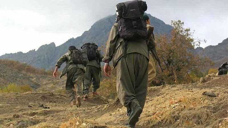 28 yıldır PKK örgütü üyesi olan terörist ikna yoluyla teslim oldu