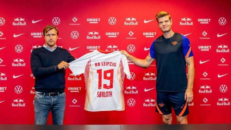 Alexander Sörloth: Trabzonspor'dan dostane bir şekilde ayrıldım