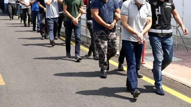 2011 KPSS sorularını sızdıran 50 şüpheli yakalandı