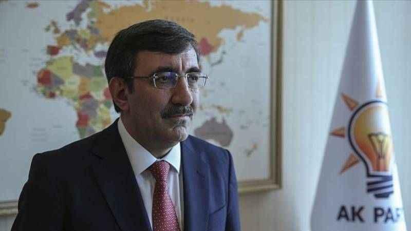 AKP Genel Başkan Yardımcısı Yılmaz'ın koronavirüs testi pozitif çıktı