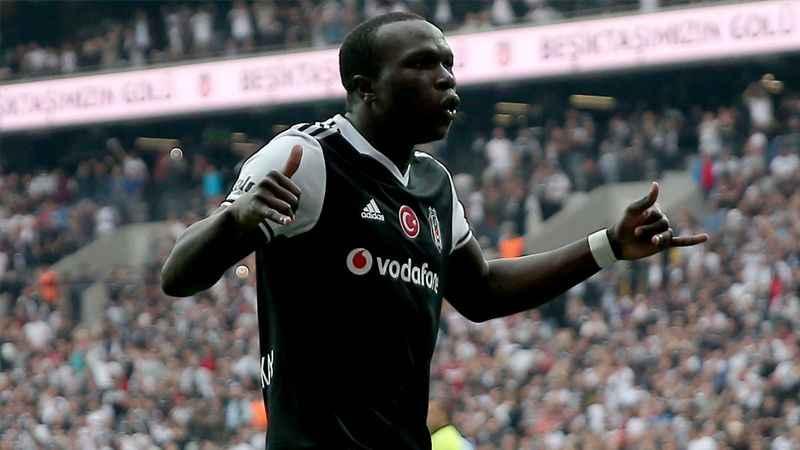 Beşiktaş, Aboubakar transferini resmen açıkladı