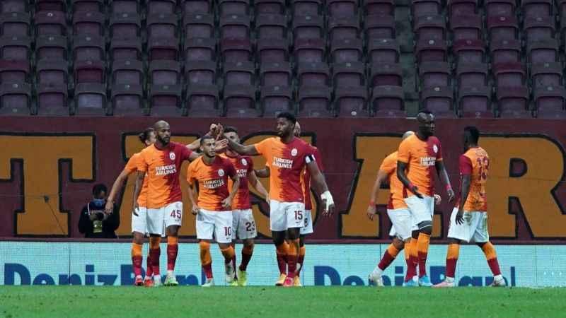 Galatasaray'da derbi öncesi moraller yerinde