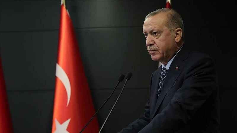 Cumhurbaşkanı Erdoğan'dan Azerbaycan-Ermenistan krizine dair açıklama