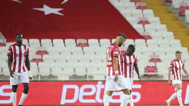 Sivasspor, 203 dakikadır gol atamıyor
