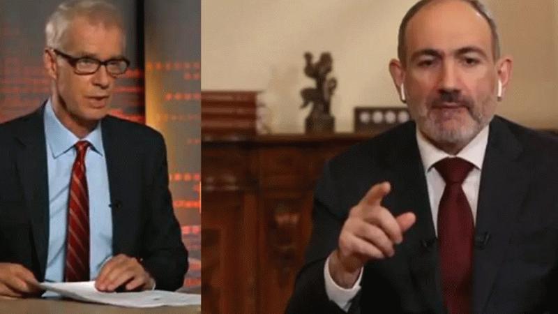 Ermenistan Başbakanına canlı yayında soğuk duş: Askerleriniz işgalci!