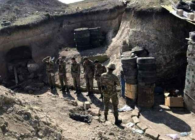 Cepheden haber var! Ermenistan askerleri esir alındı - Dış haberler