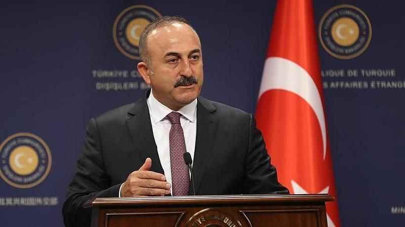 """Çavuşoğlu'ndan Ermenistan'a tepki! """"Bu esasen savaş suçudur"""""""