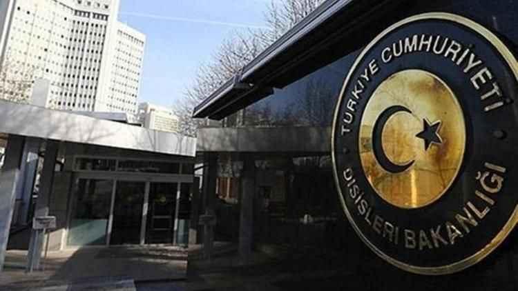 Dişleri Bakanlığı Ürdün'deki yaşananlar hakkında açıklama yaptı