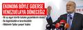 Karamollaoğlu: Ekonomide işler böyle devam ederse Türkiye Venezuela'ya