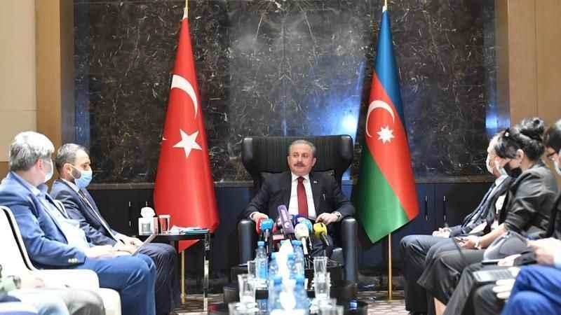 Türk halkı Azerbaycan'ın kazanması için dua ediyor