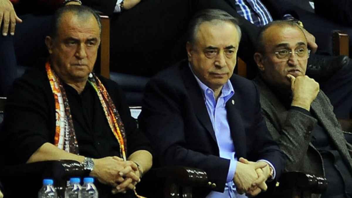 G.Saray'da büyük kriz! Fatih Terim ile Mustafa Cengiz arasında gerilim -  Spor haberleri