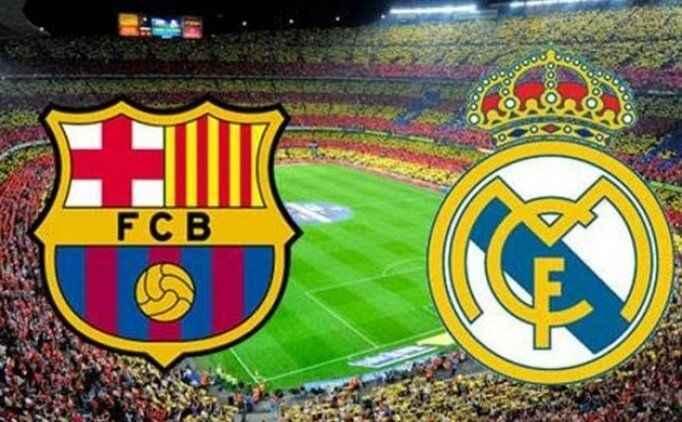 Barcelona-Real Madrid ne zaman?
