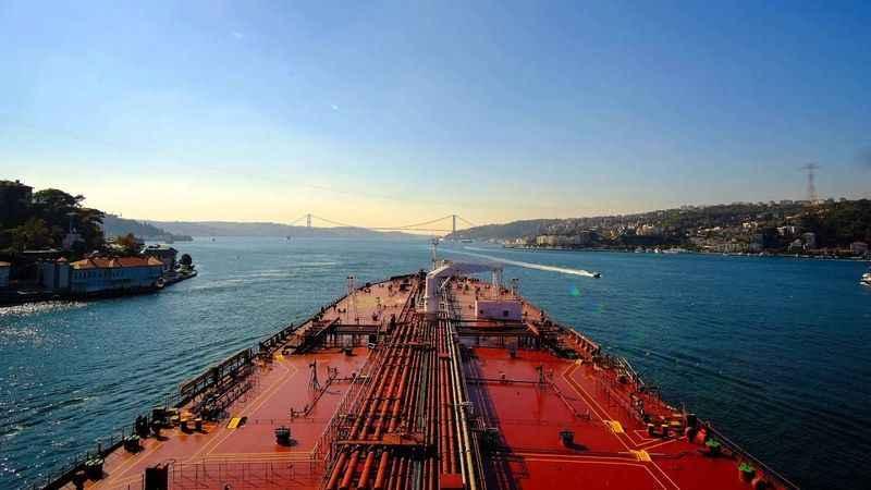 ABD'den İstanbul ve Çanakkale Boğazlarına alternatif rota