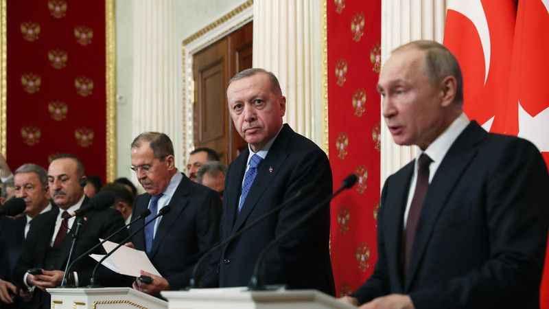 """Putin: """"Erdoğan sert görünse de esnek bir lider"""""""