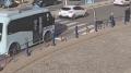 Tuzla'da dolmuş sürücüsünün yaptığı hareket takdir topladı!