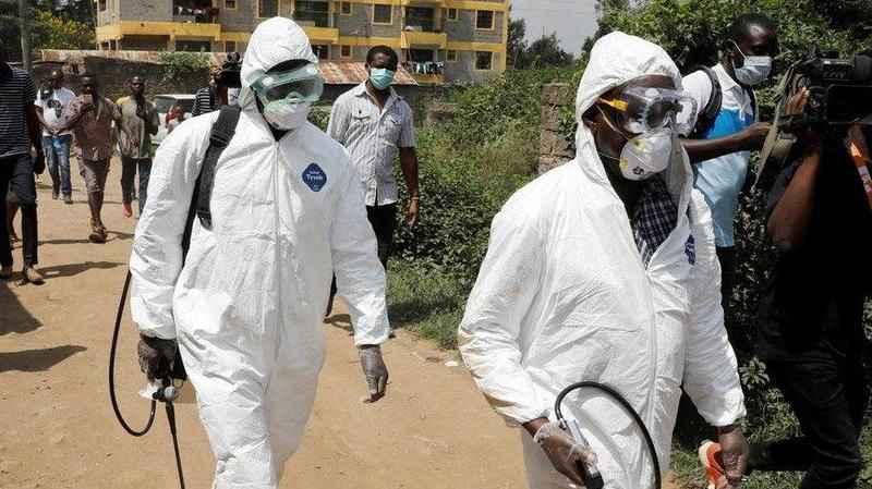 Etiyopya'da sert koronavirüs önlemi! Maske takmayana iki yıl hapis